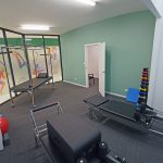 Inside our Pilates Studio at Perth Hills Physiotherapy